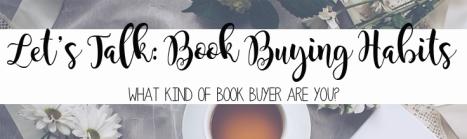 book buying habits